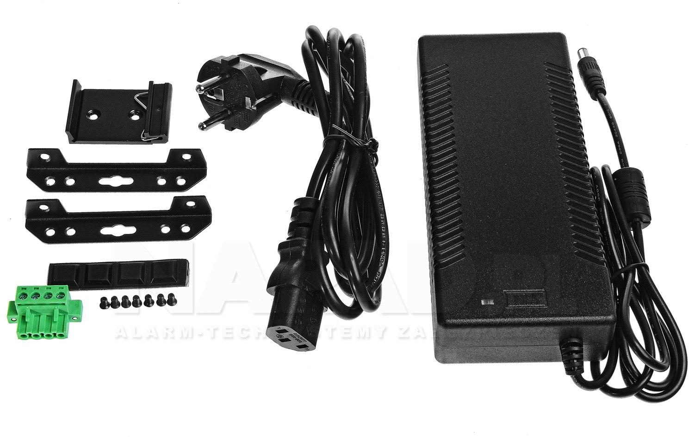 Gigabitowy switch 4-portowy PX-SW4G-P150-U2G