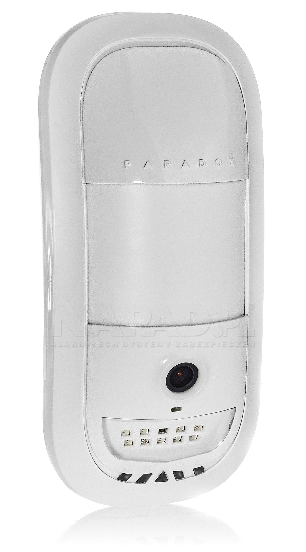 Czujnik ruchu z kamerą IP PARADOX HD77
