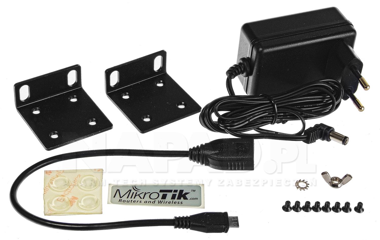 MikroTik routerboard RB2011UiAS-RM RACK