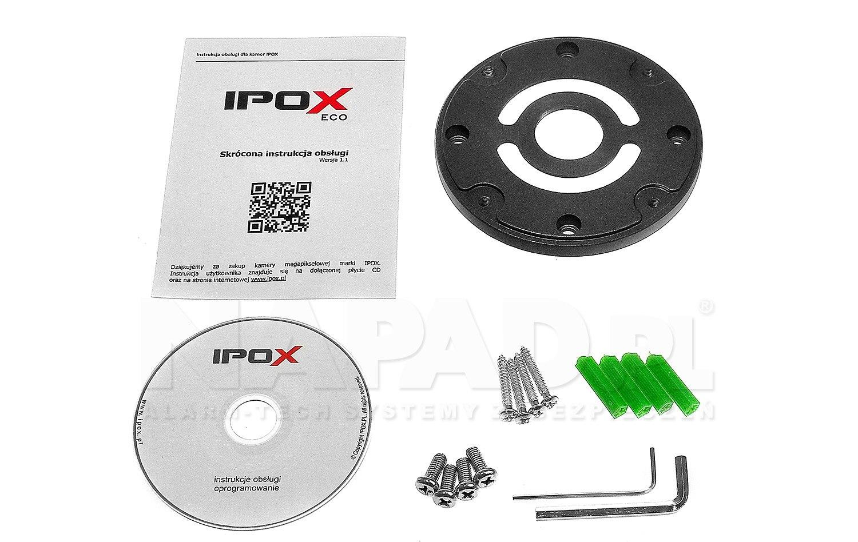 Kamera IP 2Mpx PX-TVIP2003-E/W