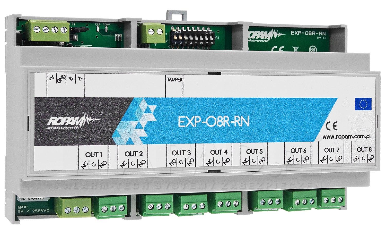 Ekspander wyjść EXP-O8R-RN-D9M