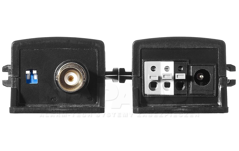 1-kanałowy aktywny odbiornik wideo UTP101AR-HD2