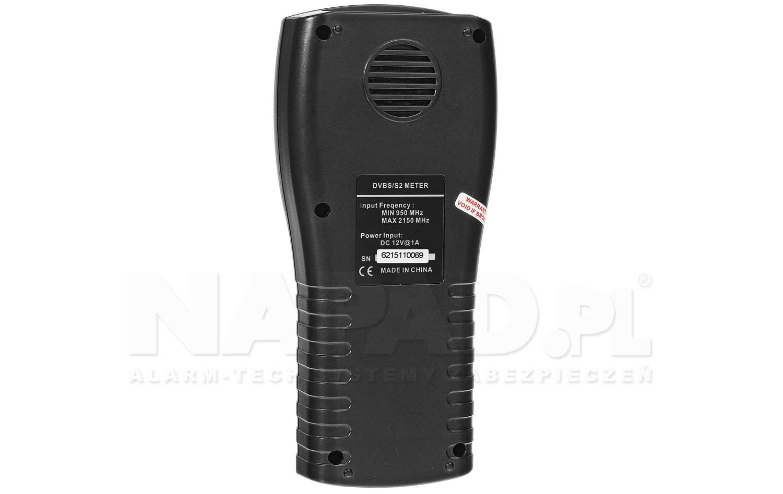 Miernik sygnału DVB-S/S2 SM-800