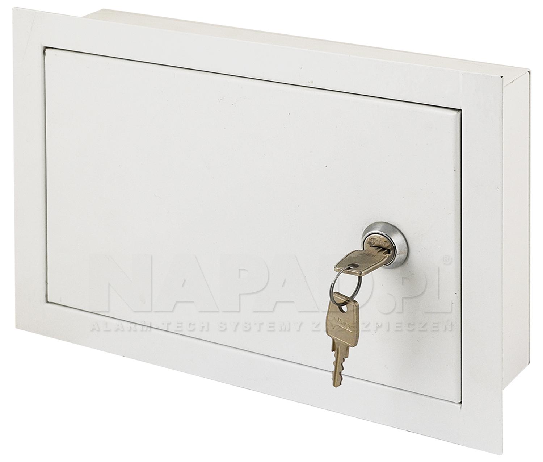 Obudowa podtynkowa LCD/B AWO356 PULSAR