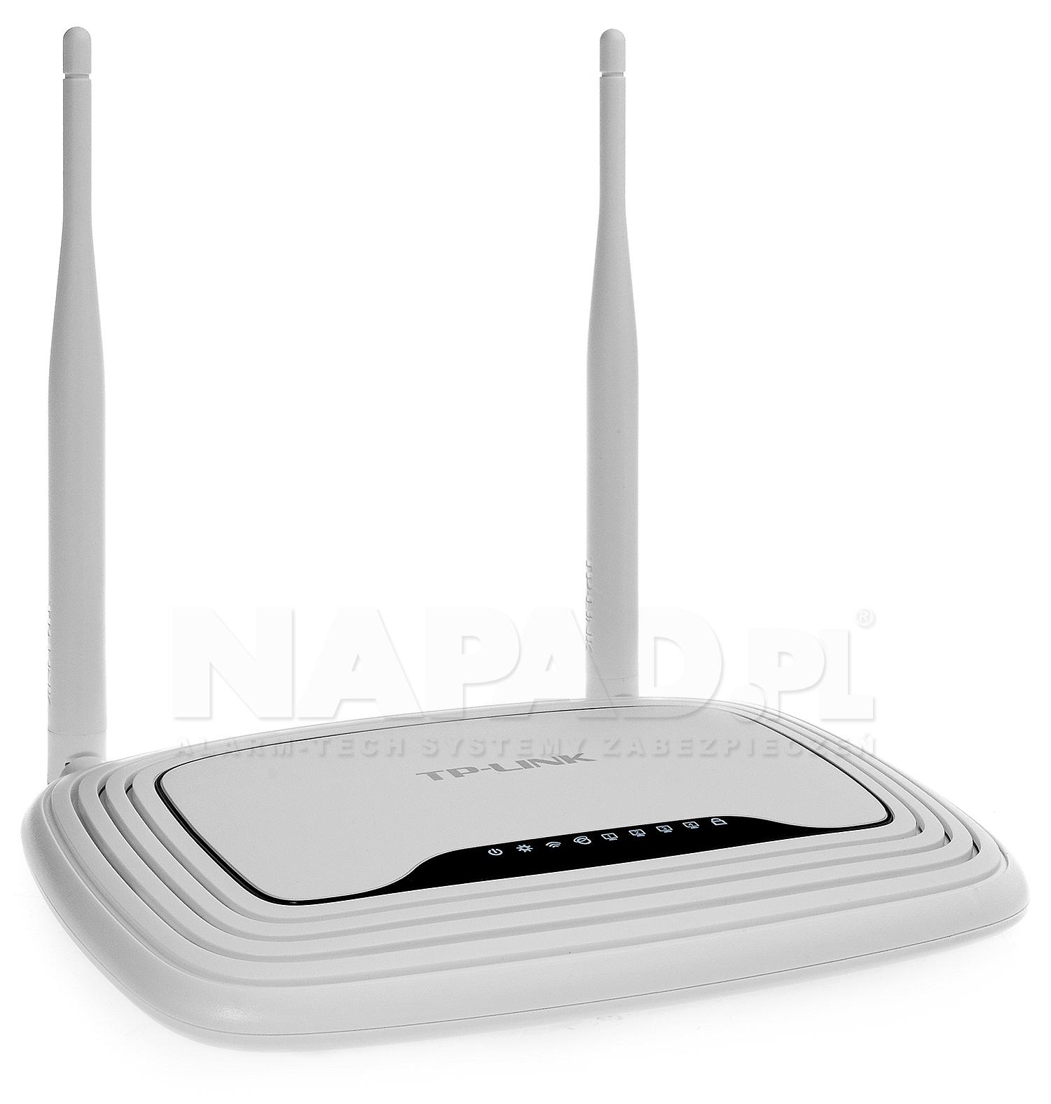Router bezprzewodowy TL-WR843N