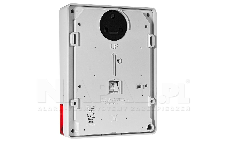 Bezprzewodowy sygnalizator zewnętrzny SR150