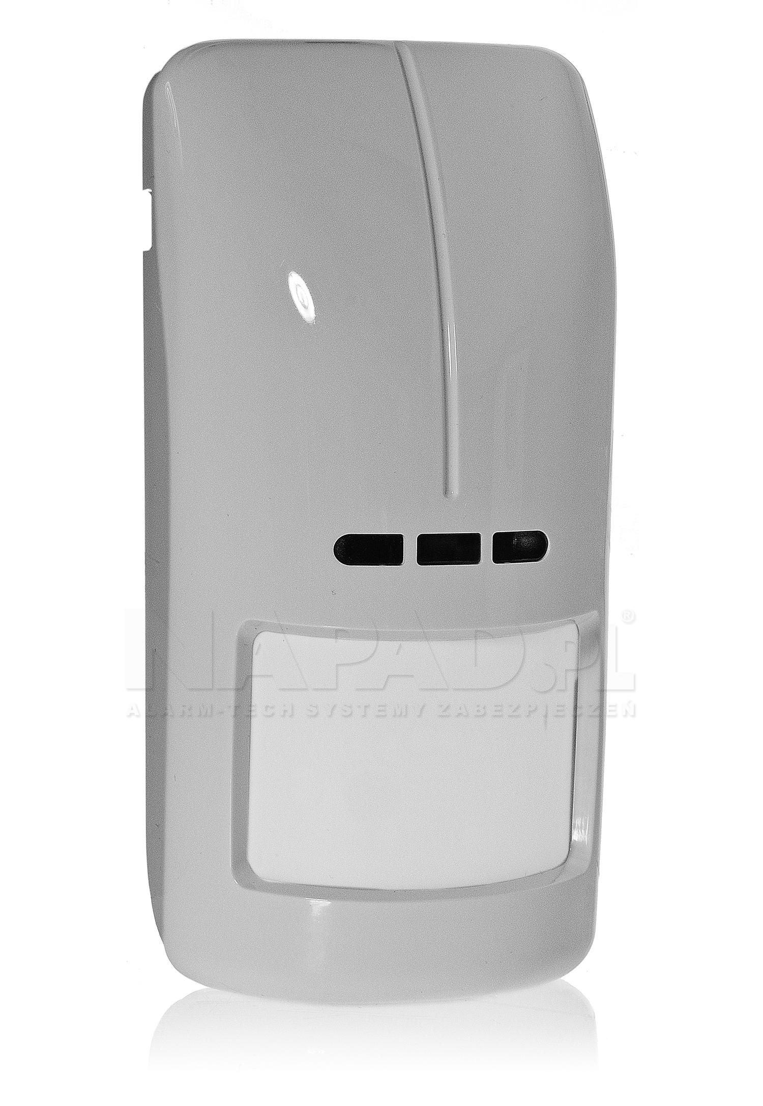 AOD-200 Zewnętrzna bezprzewodowa dualna czujka