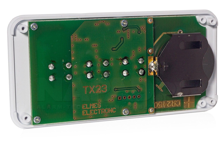 CH3NT - Pilot 3-przyciskowy
