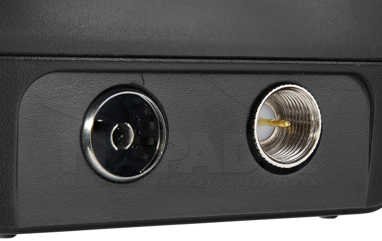 Miernik sygnału DVB-T/T2, DVB-S/S2, DVB-C PCM-1210