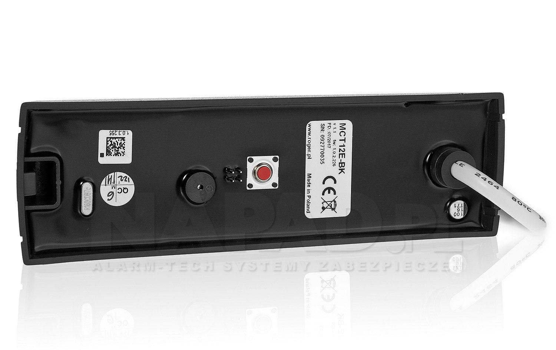 MCT12E-BK - Czytnik zbliżeniowy