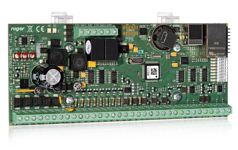 MC16-EVC-8 - Kontroler dostępu dla wind