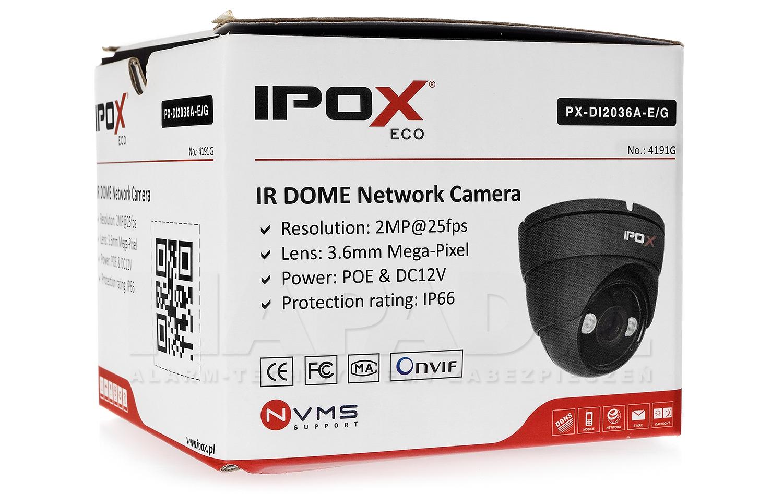 Kamera IP 2Mpx PX-DI2028A-E/W