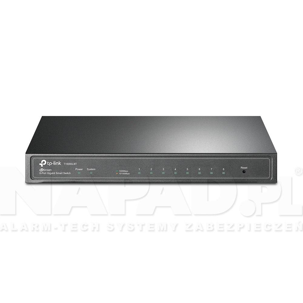 Switch gigabitowy, 8-portowy TL-SG2008