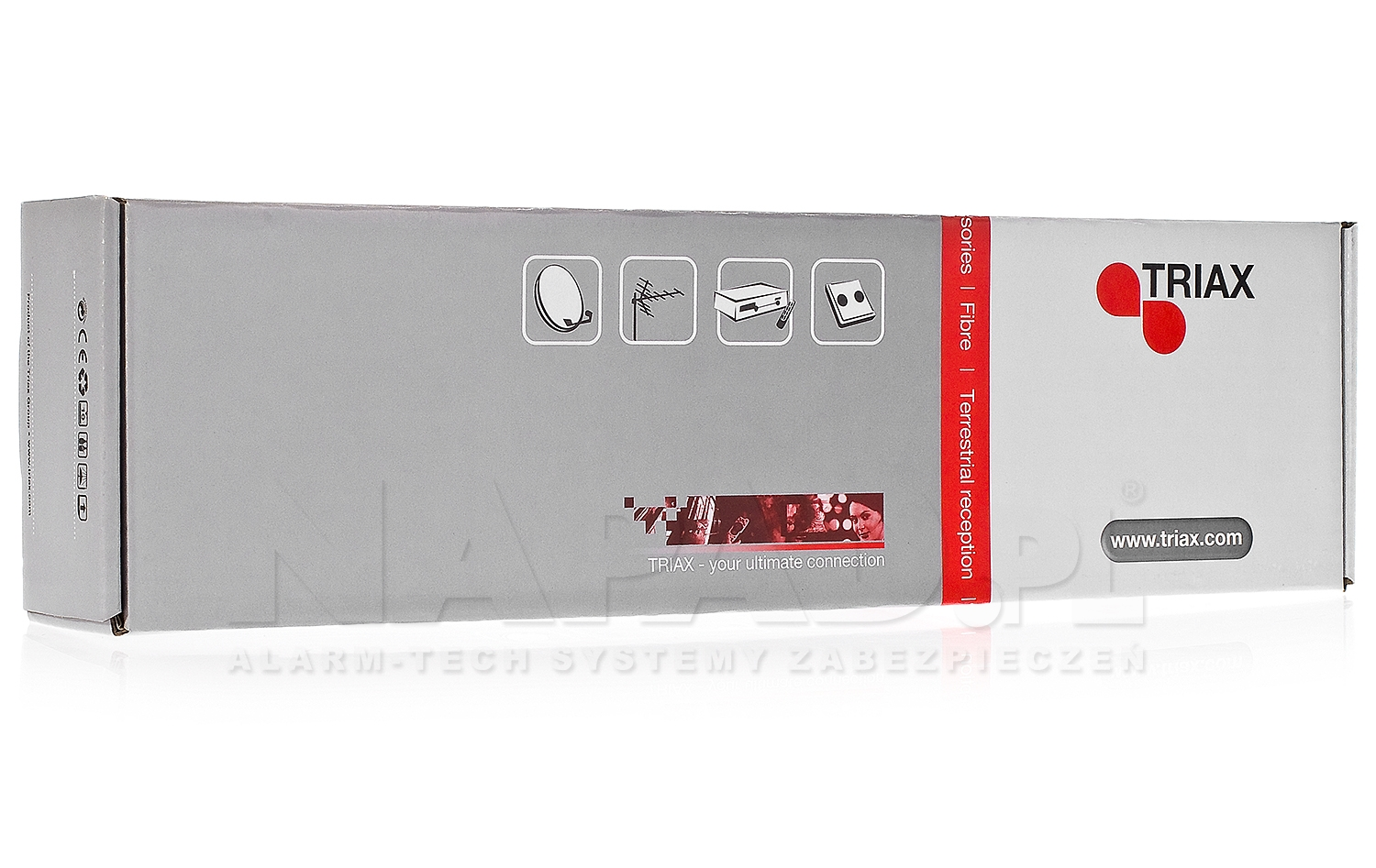 Multiswitch 5/12 TMS-5x12P