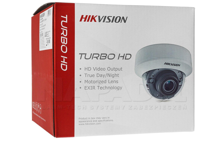 Kamera HD-TVI 3Mpx DS-2CE56F7T-ITZ