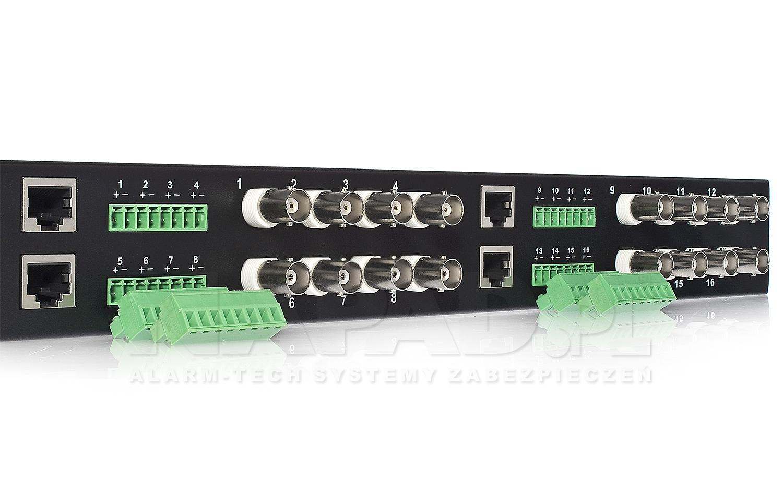 Transformator wideo UTP116P-HD