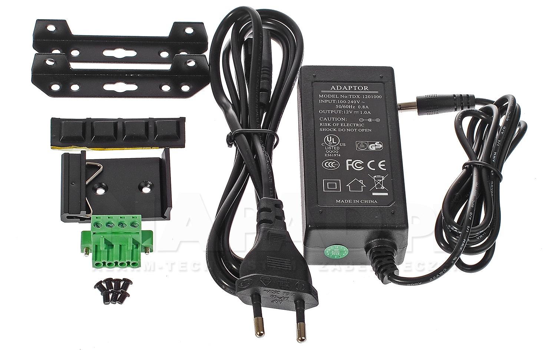Switch 8-portowy UTP7208E-A1