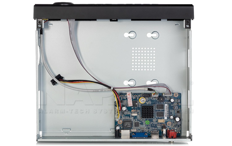 Sieciowy rejestrator PX-NVR3008EA-P8