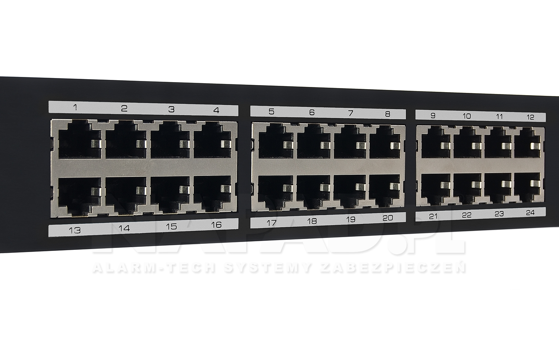 Switch 24-portowy UTP7224E-L2