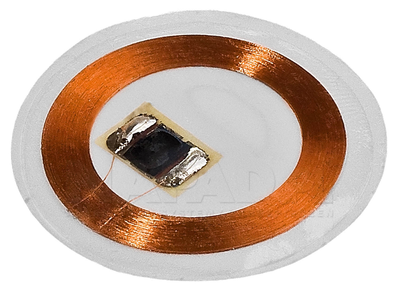 Naklejka zbliżeniowa 125 kHz 30mm