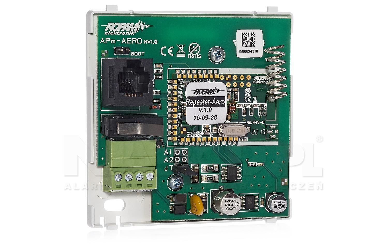 Retransmiter radiowy systemu Aero Repeater-Aero