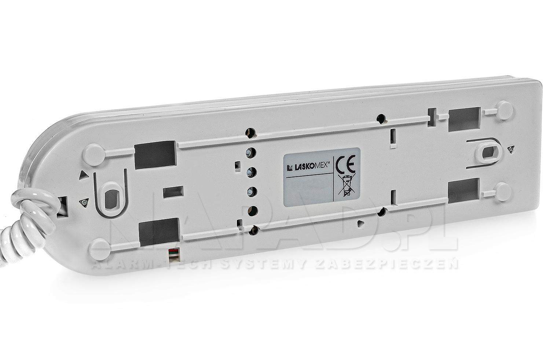 LM-8/W-6 - Unifon cyfrowy  (biały)
