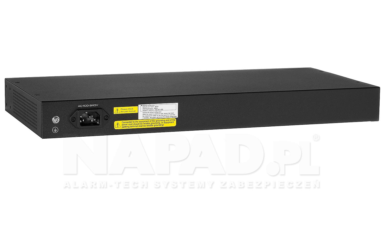 Gigabitowy switch 8-portowy PX-SW8G-SP150-U4G