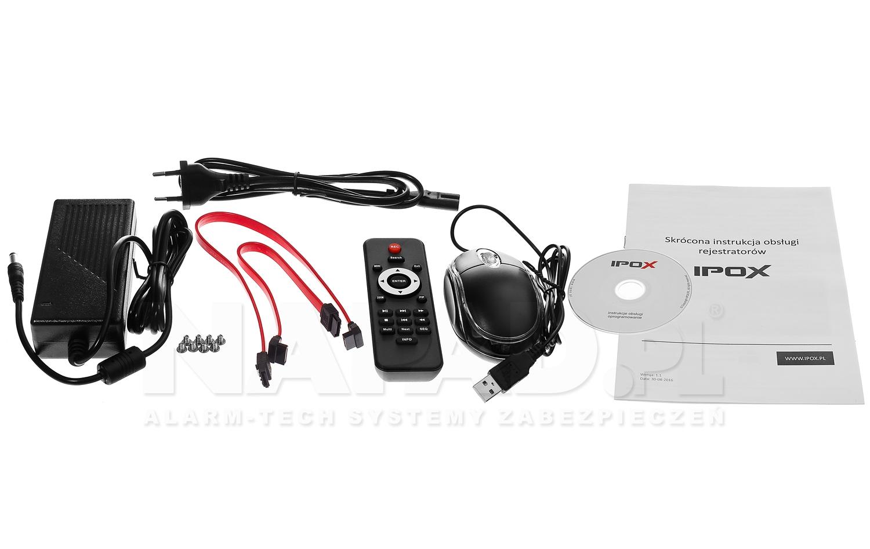 Rejestrator PX-HDR3222H