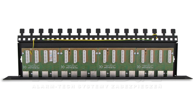 Zabezpieczenie LAN  PTU-16R-ECO/Cat.6
