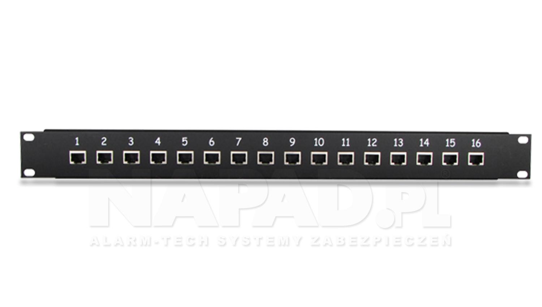 Zabezpieczenie LAN  PTF-16R-ECO/PoE