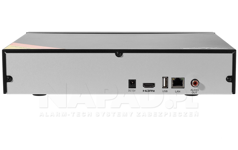 Rejestrator sieciowy PX-NVR0451H-P4