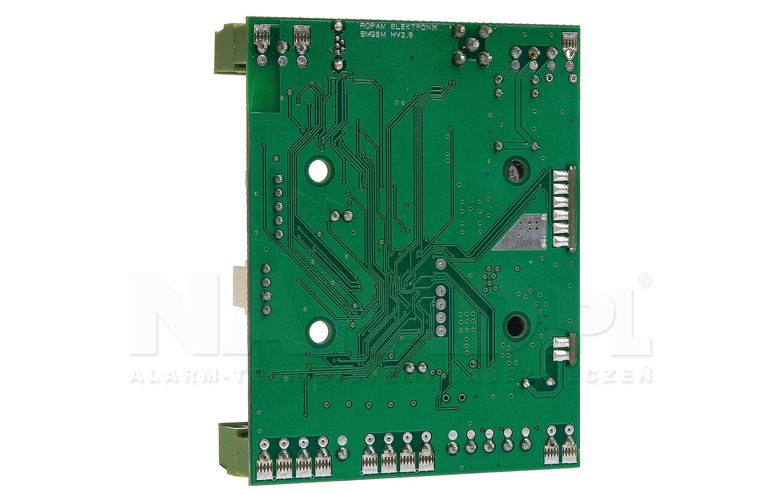 Moduł powiadomienia i sterowania GSM BasicGSM-PS 2 z zasilaczem