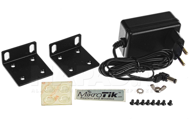 MikroTik routerboard RB3011UiAS-RM RACK