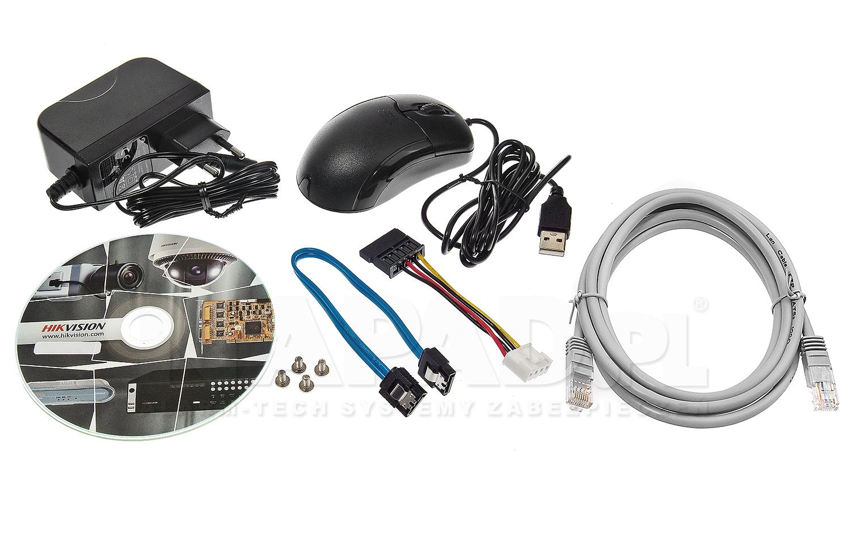 Rejestrator sieciowy DS-7604NI-K1