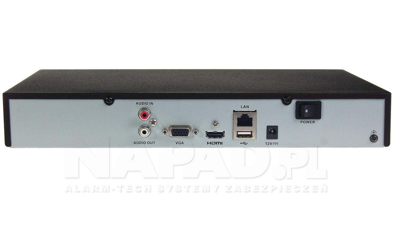 Rejestrator sieciowy DS-7604NI-K1(B)