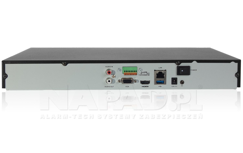 Rejestrator sieciowy DS-7616NI-K2