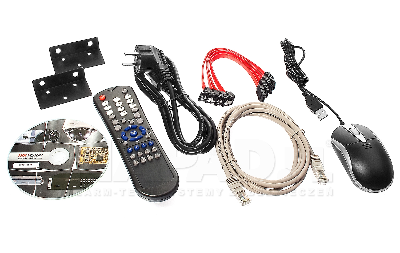 Rejestrator sieciowy DS-7716NI-K4
