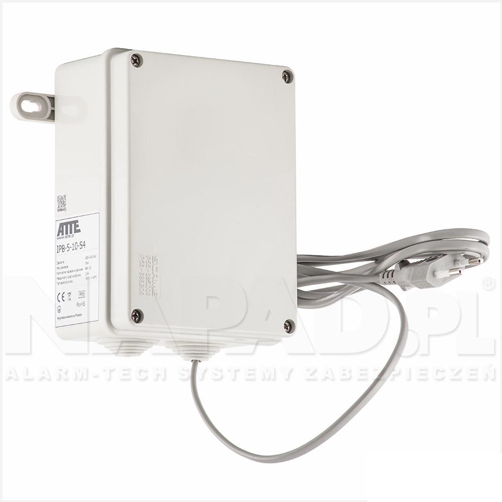 Switch 5-portowy PoE IPB-5-10-S4
