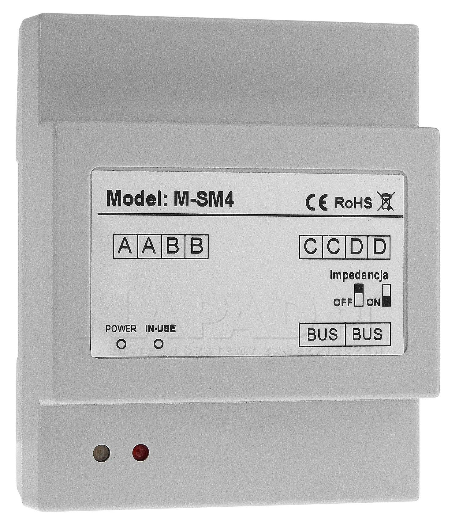 M-SM4 - Moduł funkcyjny