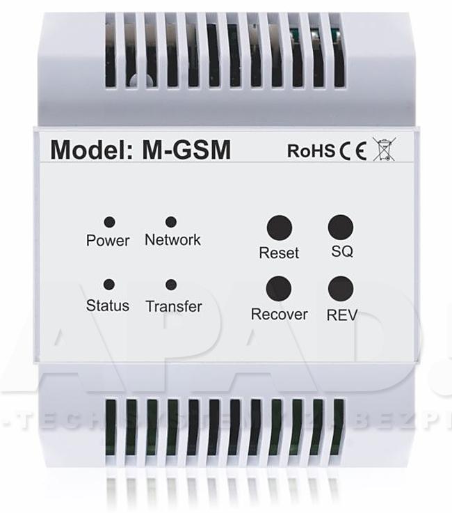 M-GSM - Moduł funkcyjny