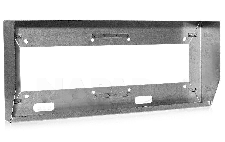 DAX-4-2H - Osłona natynkowa do paneli