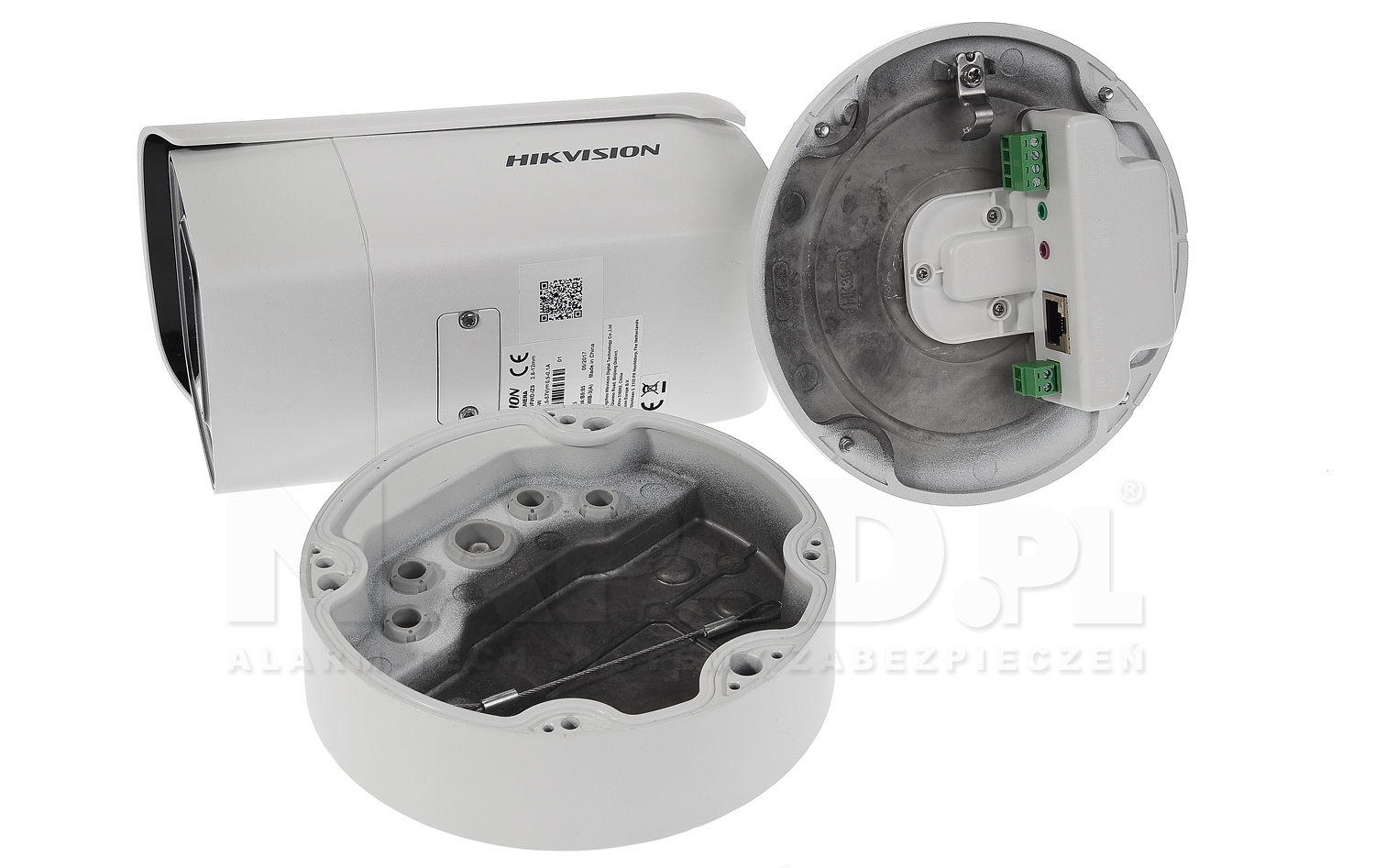 Kamera IP 2Mpx DS-2CD2625FWD-IZS