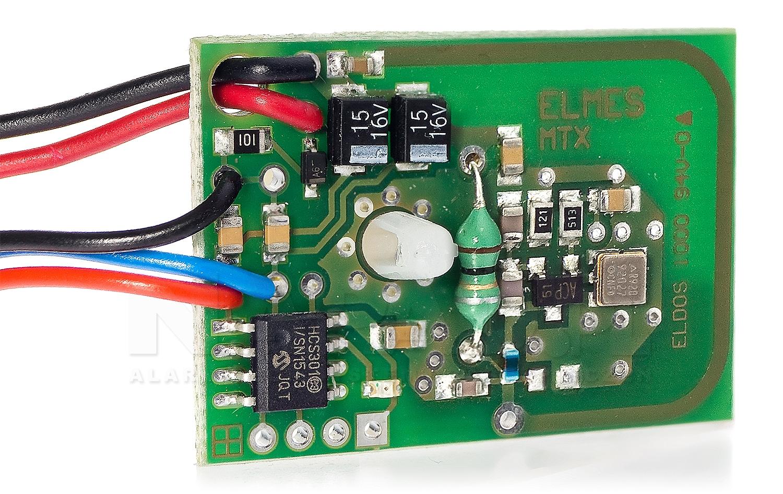 Miniaturowy detektor radiowy MTX-STX
