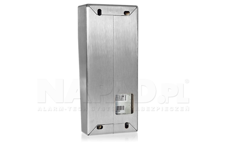 Płyta domofonowa z 2 przyciskami ELITE 6025/PR2
