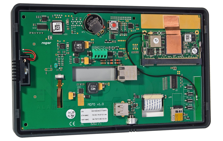 MD70 - Graficzny panel dotykowy