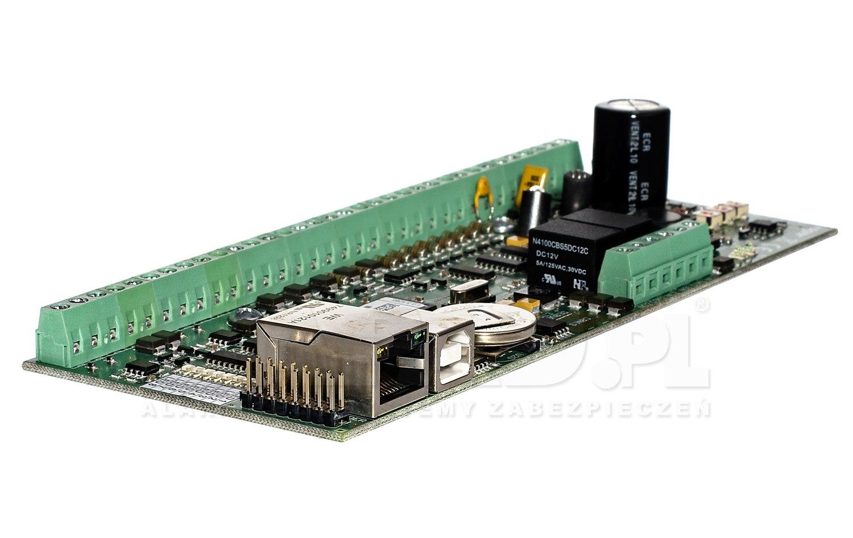 MC16-BAC-8 - Kontroler automatyki budynkowej