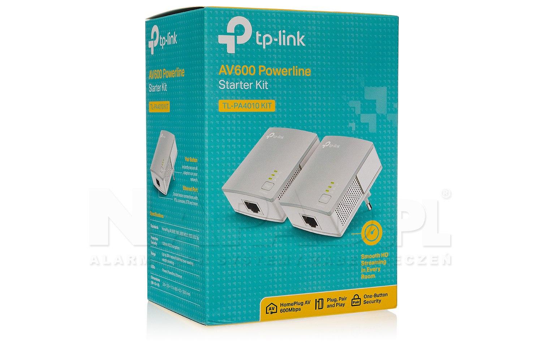 Zestaw transmiterów sieciowych TL-PA4010KIT