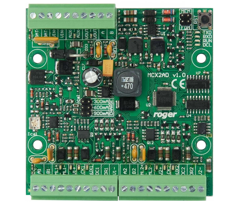 MCX2D - Ekspander przejść