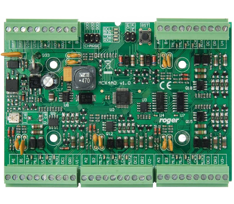 MCX4D - Ekspander przejść