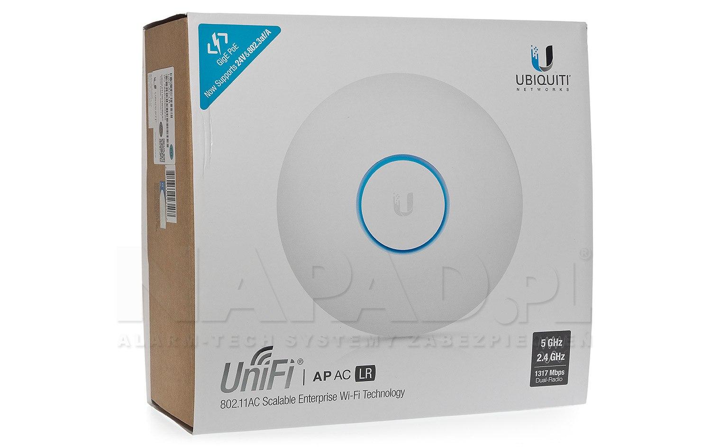 Punkt dostępowy UniFi UAP-AC-LR